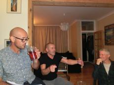 agm2014-dave-drinking-biff-jesturing