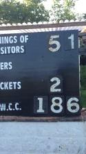Twineham-scoreboard